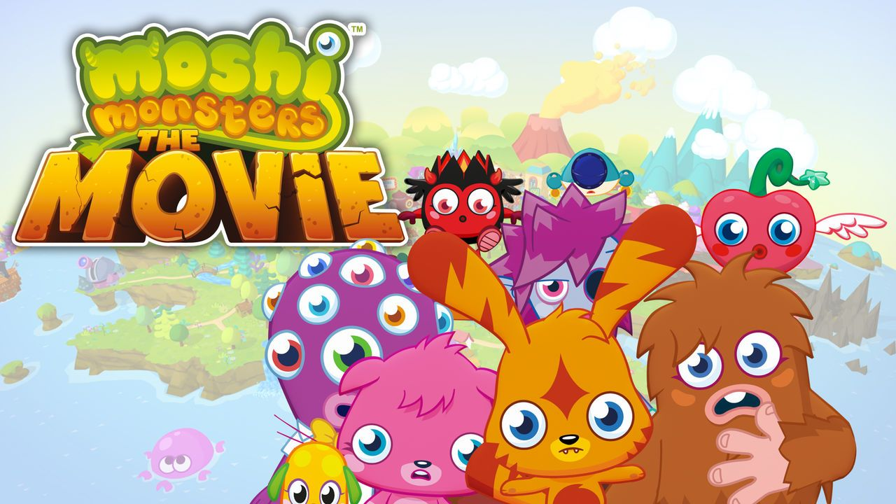 """""""Moshi Monsters The Movie"""" 1hr 21m (2013) Via New On"""