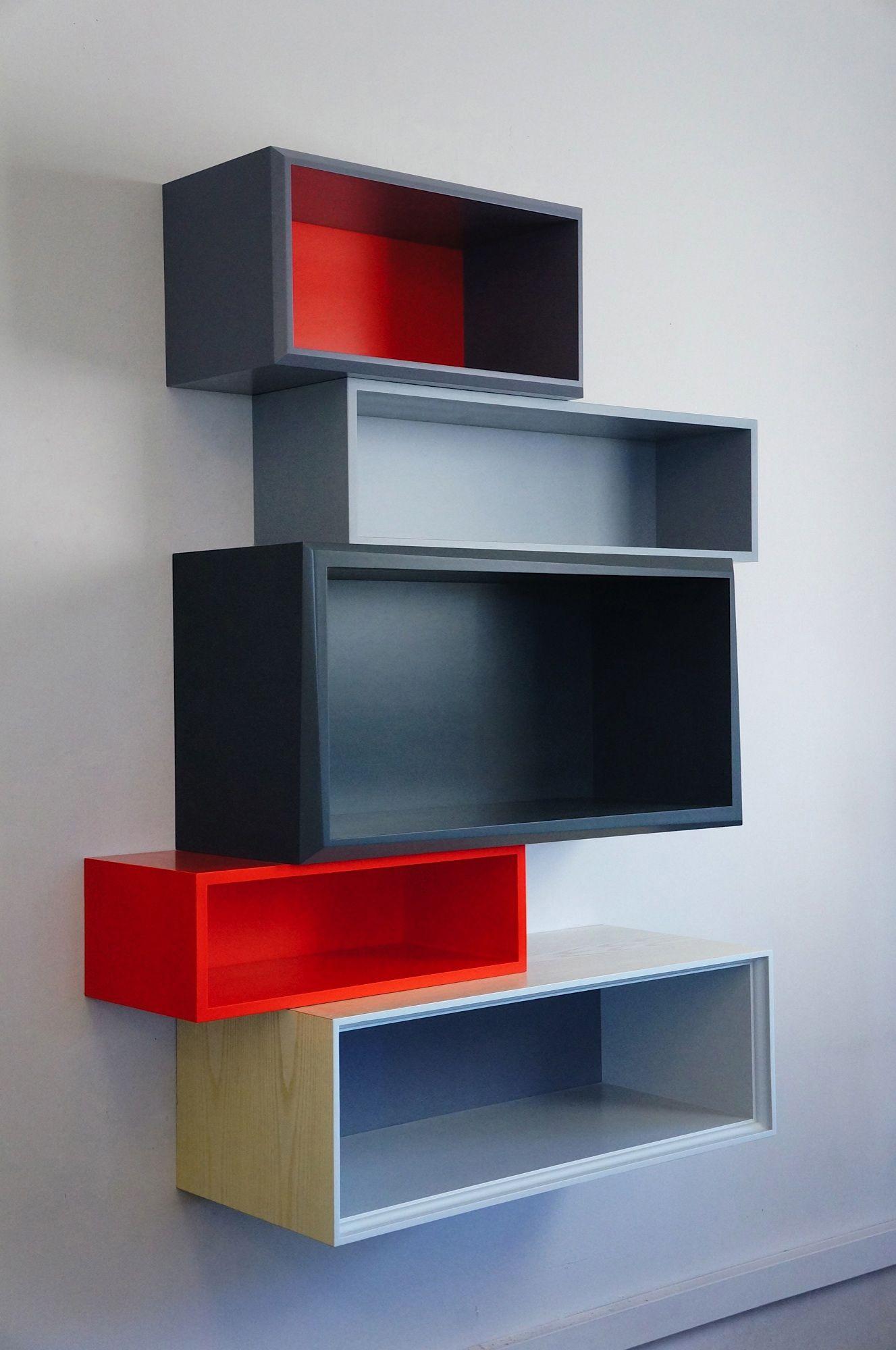 Modern Wall Decor Modular Furniture Shift 48 Storage Design