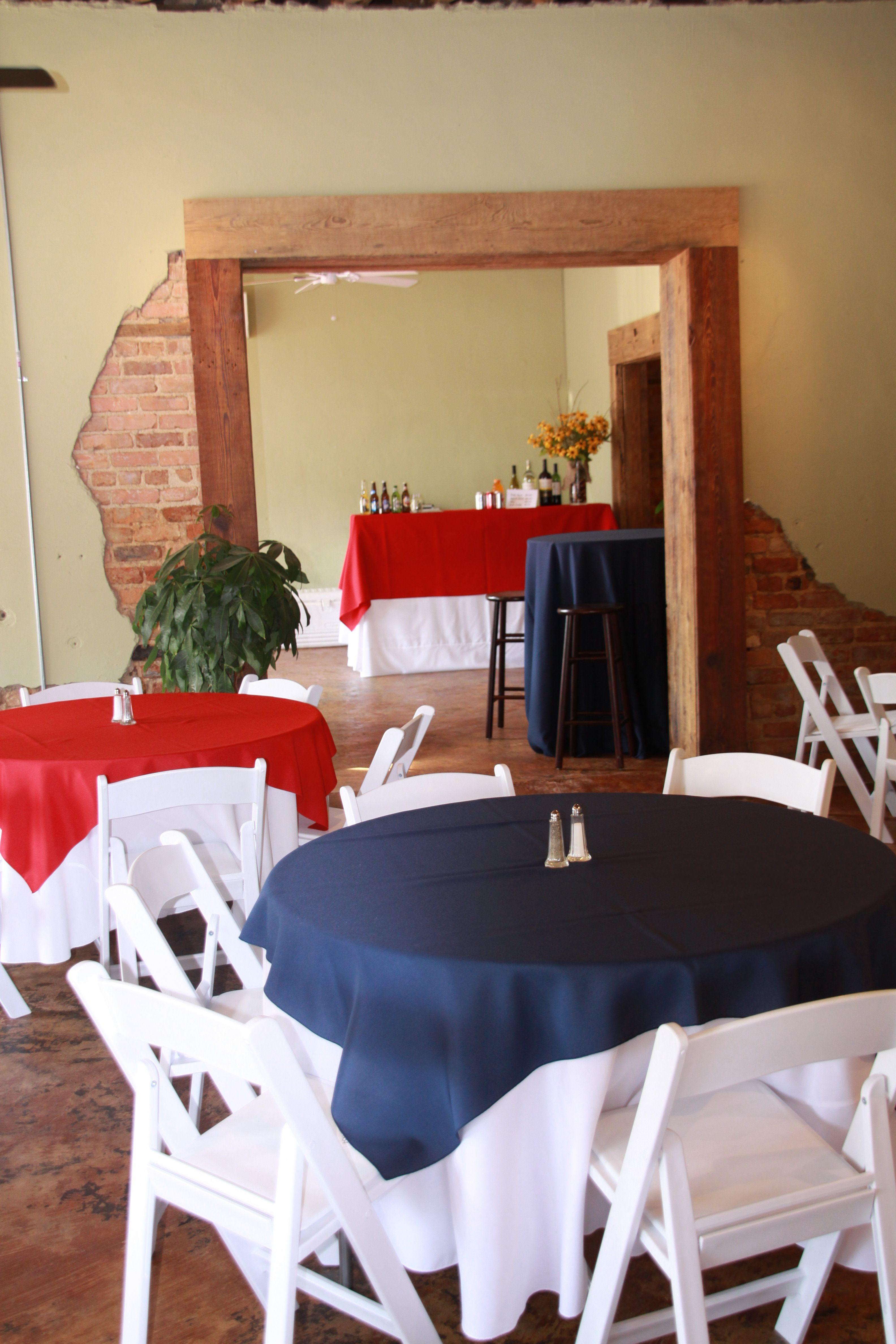Wedding And Event Venue At Artisan Traders In Greenville SC