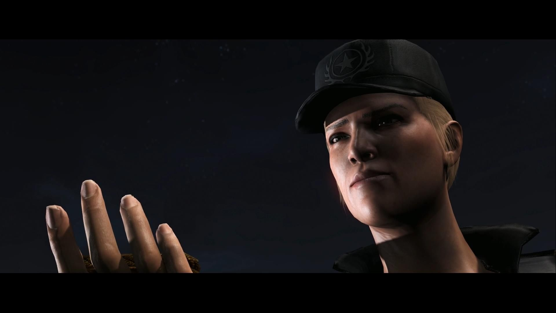 Mortal Kombat Sonya Blade Wallpaper