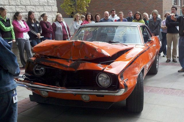 Wrecked Muscle cars - Page 7 - Yellow Bullet Forums ...