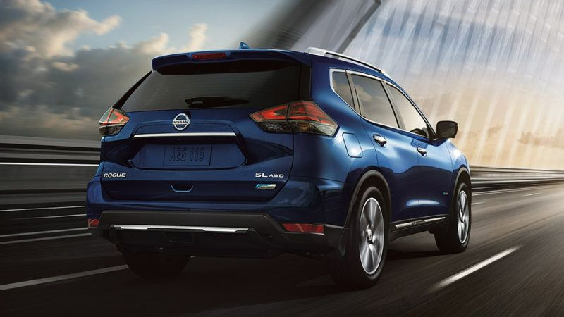 2018 Nissan Rogue Hybrid Goes Up In Price Nissan Rogue Nissan Rogues