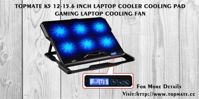 Topmate Laptop Cooling Pad Laptop Cooling Pad Laptop Cooler