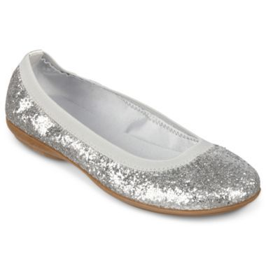 4d635441579a sparkly flower girl shoes from JC Penney  20 from J Crew  59.50 ...