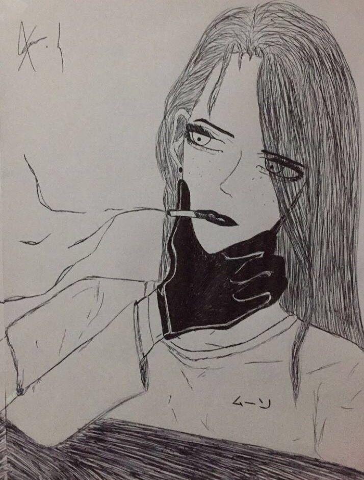 personagem criada por mim : Hitome