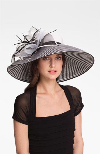 August Hat 'Garnet' Wide Brim Hat | Nordstrom