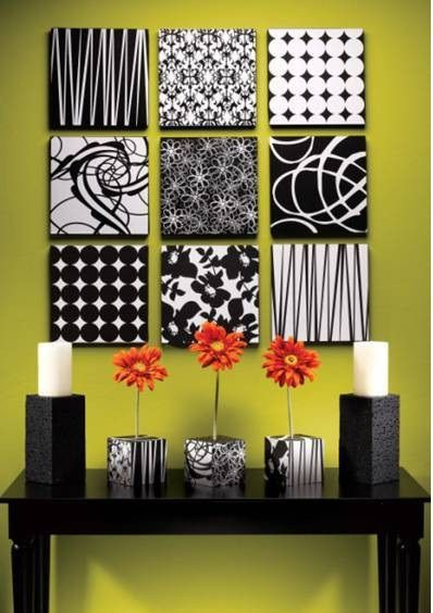 28 Decorating Tricks To Brighten Up Your Rented Home | Walls, Wall ...