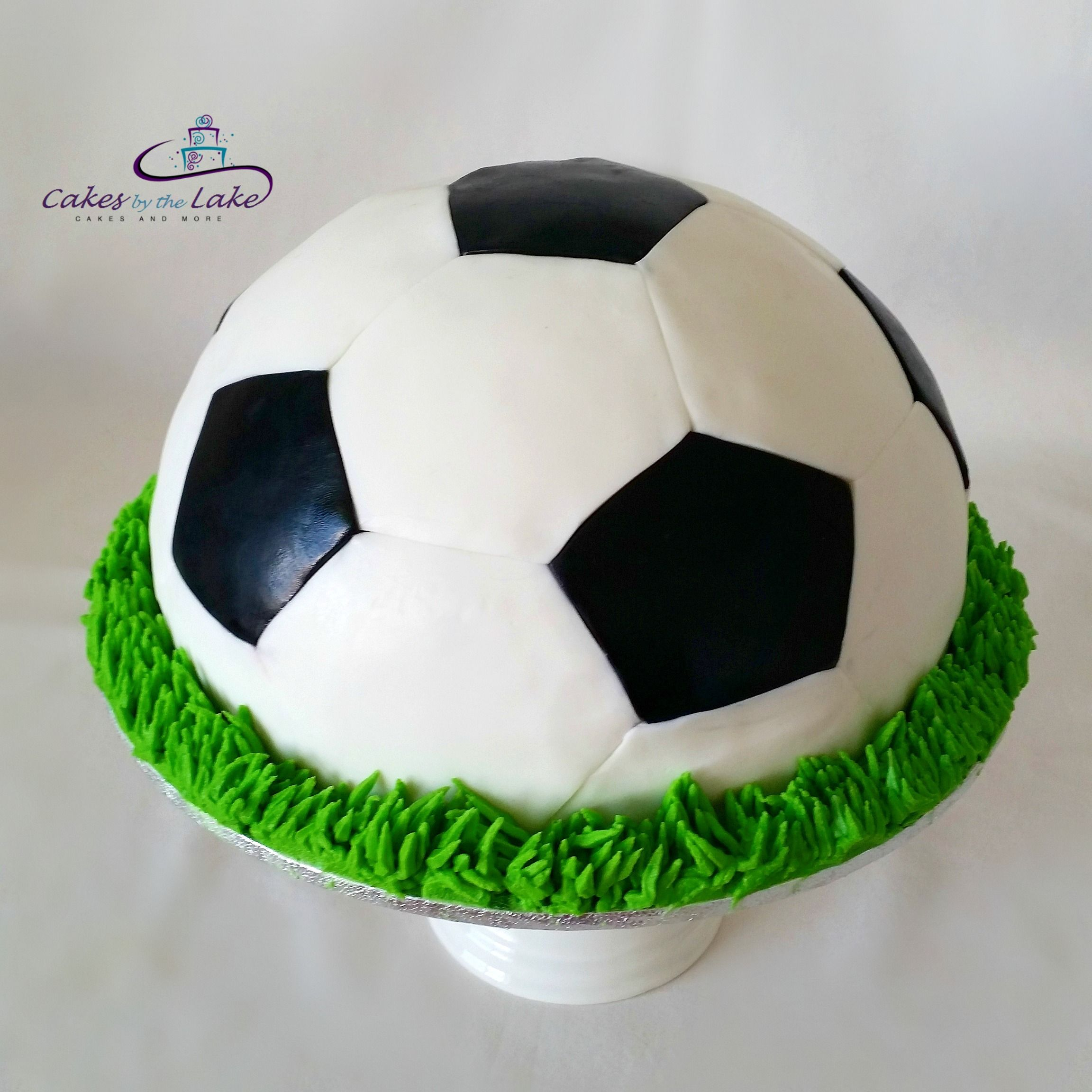 soccer cake ideas soccerball cake we certainly kicked some goals with this 7581