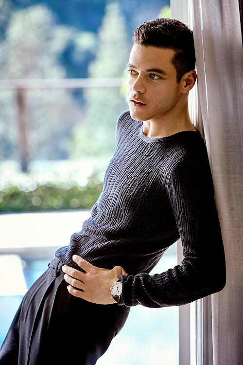 Rami Malek for Vanity Fair Italy