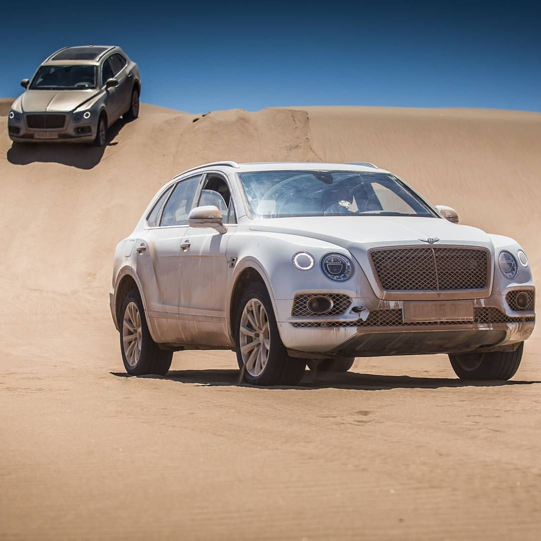 Cars Luxury Cars Bentley: Bentley 4X4 Bentaya