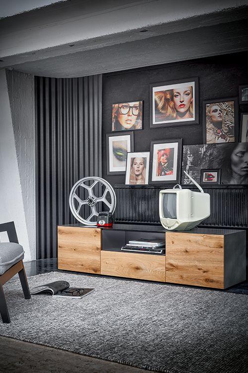 Im Programm Jan aus der Kollektion Contur RAUMFREUNDE trifft - wohnzimmer design programm