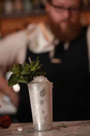 Just in time for the Kentucky Derby... Mint Julep Recipes! | Mint Julep by The Good Pie