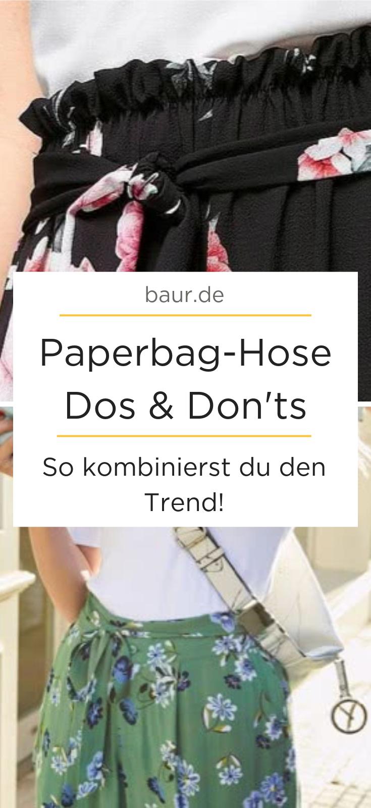 Paperbag Hose Was Ist Das
