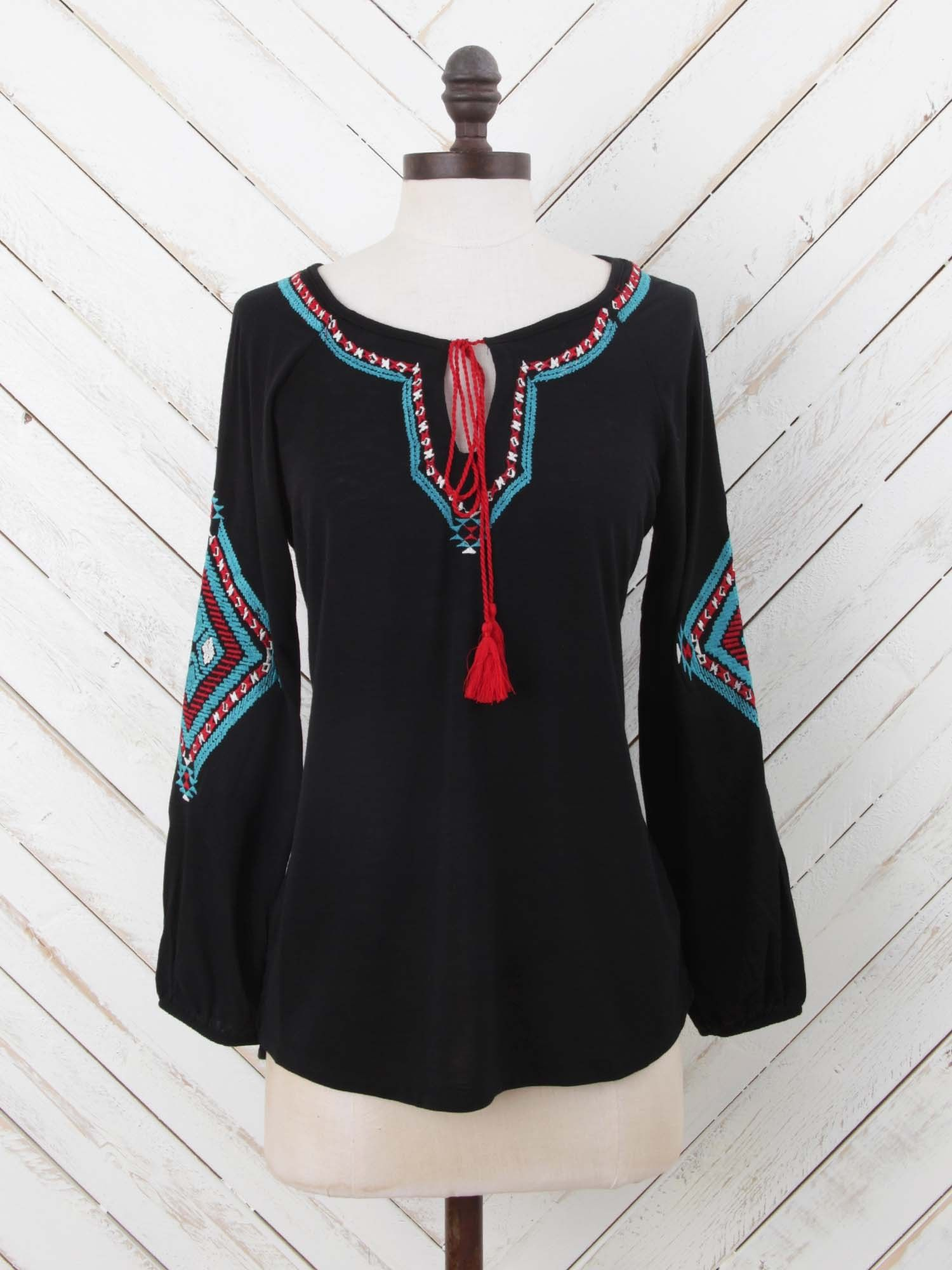 Love Your Tribal Top