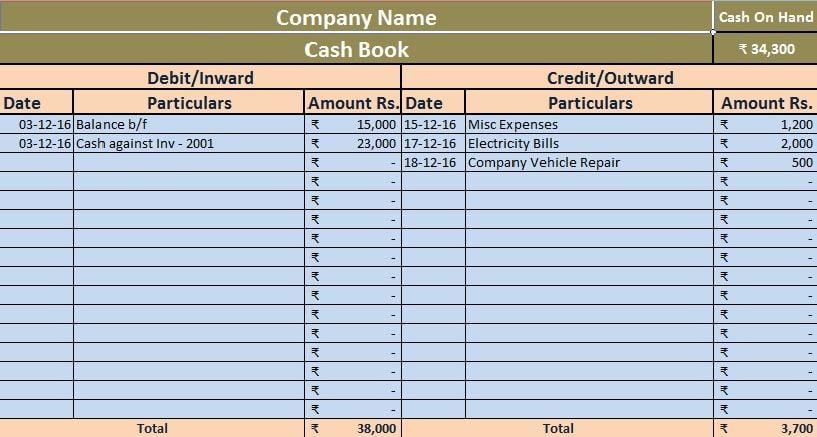 Cash register templates 8 free printable docs xlsx