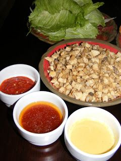 The Recipe Review: PF Chang's Lettuce Wraps and Crab Meat Won-Tons