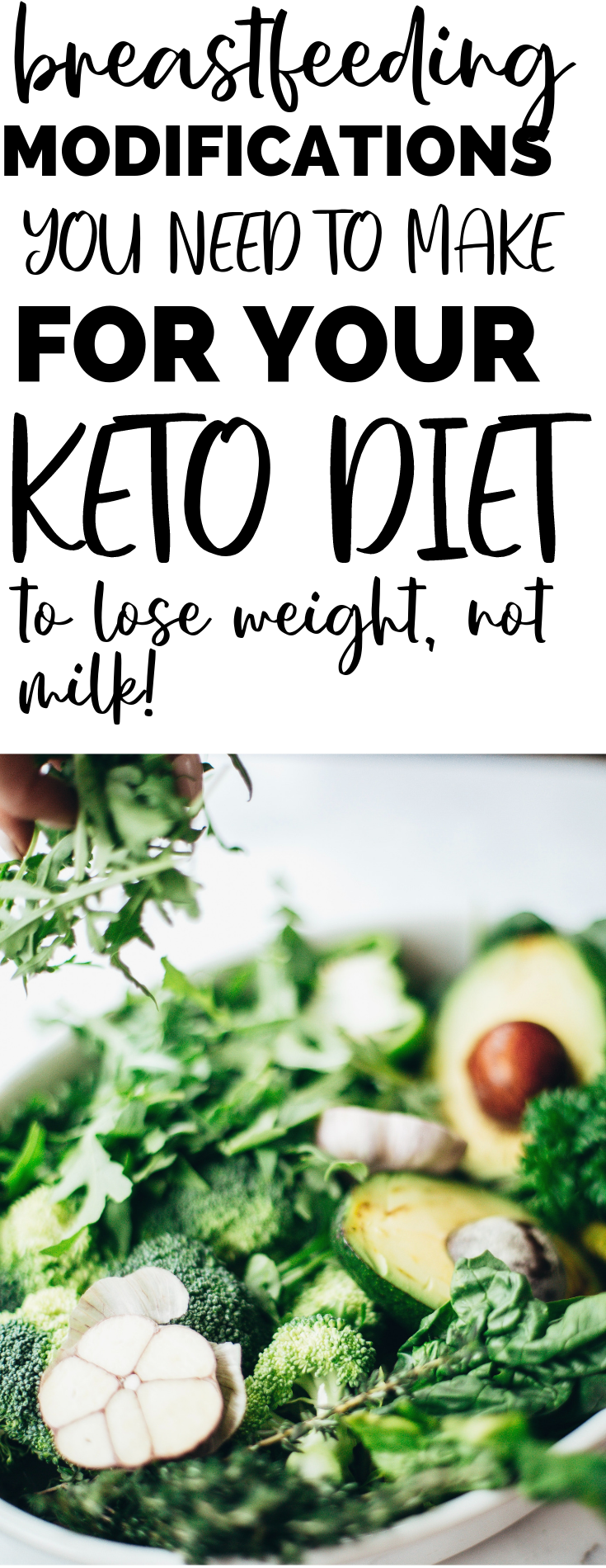 READ THIS!! if you are keto and breastfeeding, read these simple modifications to help you keep losing weight, and not your milk supply!