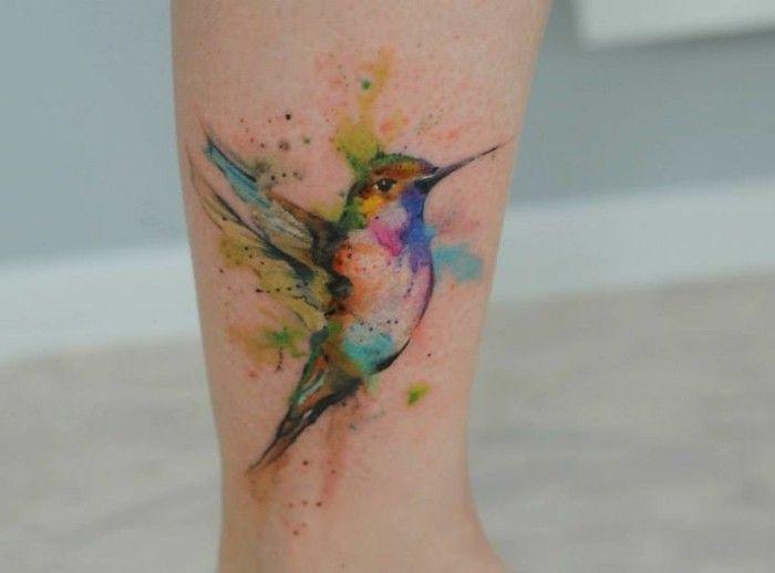 Photo of Das Aquarell Tattoo – die schönsten Motive und wichtige Tipps