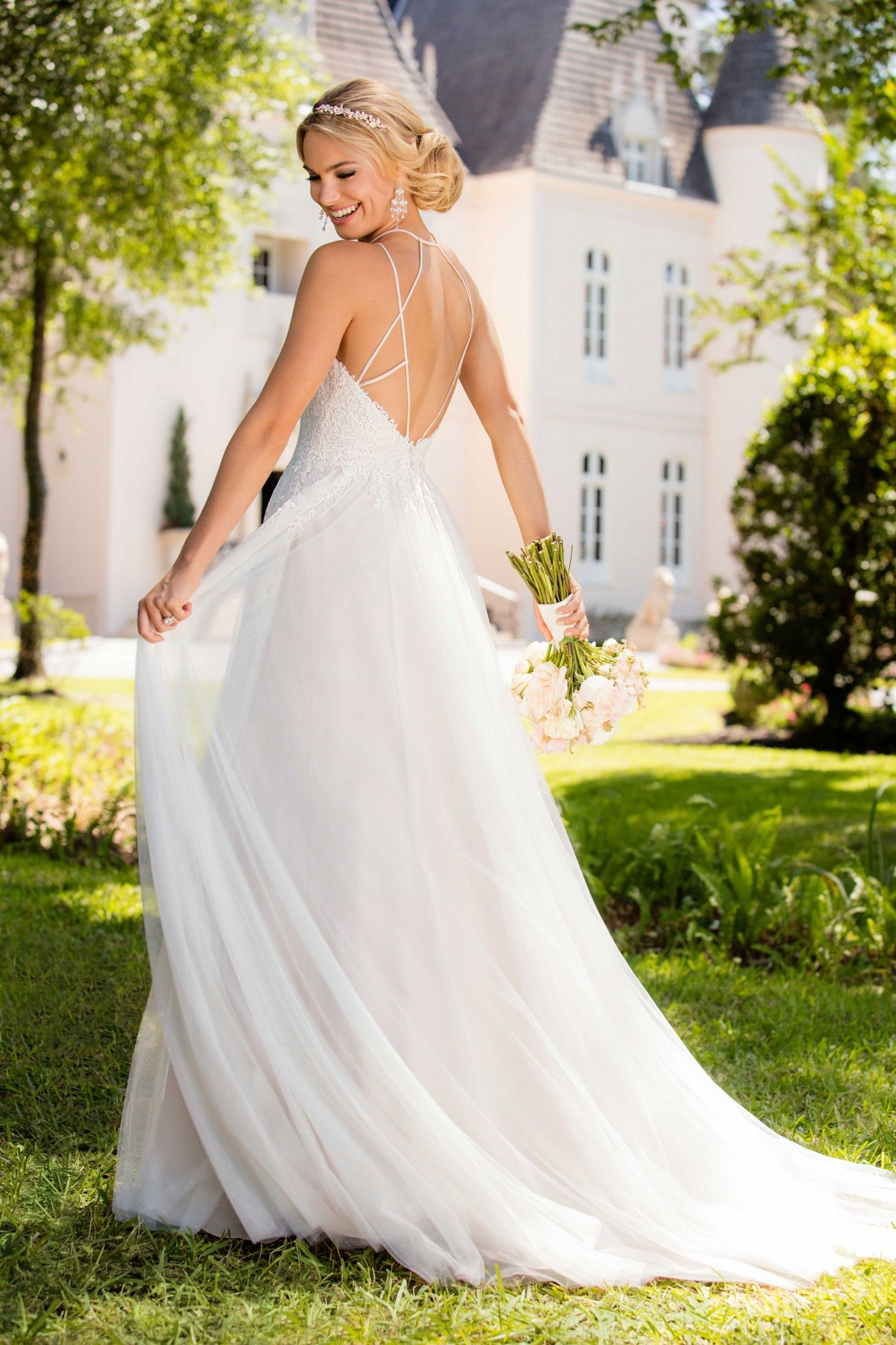 How much are wedding dresses  ad With so many styles EssenseDesigns has a wedding dress for