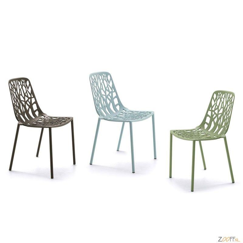 Fast Forest Chair Terrasstoelen Tuinmeubilair Eettafel Stoelen