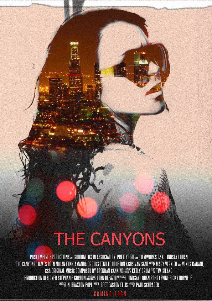 The Canyons.