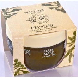 OLIVOLIO HAIR MASK ALL TYPES 250 ml