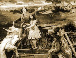 The Wizard Of Oz: The Wizard Of Oz In Film Prior To 1939