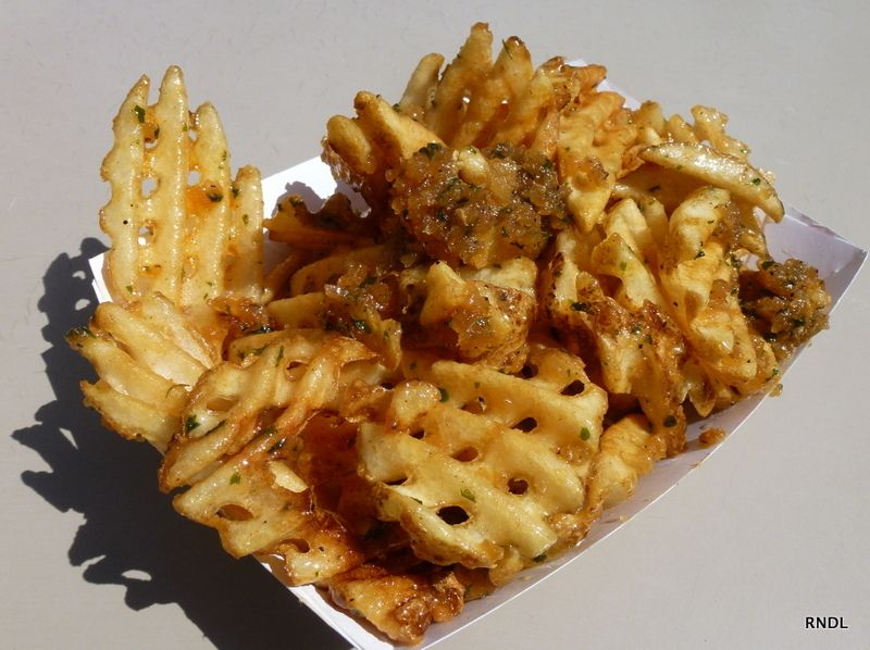 Six Flags Discovery Kingdom Garlic Basket Fries Food! Pinterest