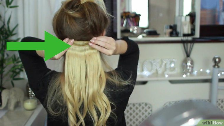 how to style ponytail extension