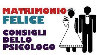 Matrimonio felice   Lo psicologo consiglia  www.davidealgeri.com