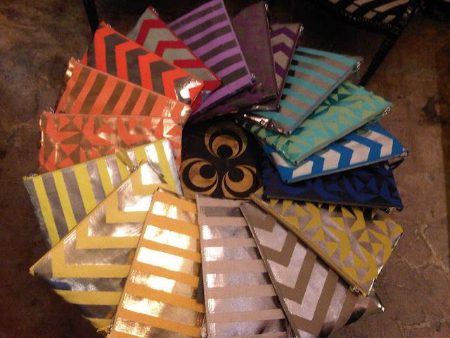 Clutches  $102  at Sucre - NYC    by Misela