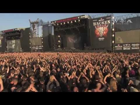 WackenTV - Hammerfall - Live at Wacken Open Air 2012 - YouTube