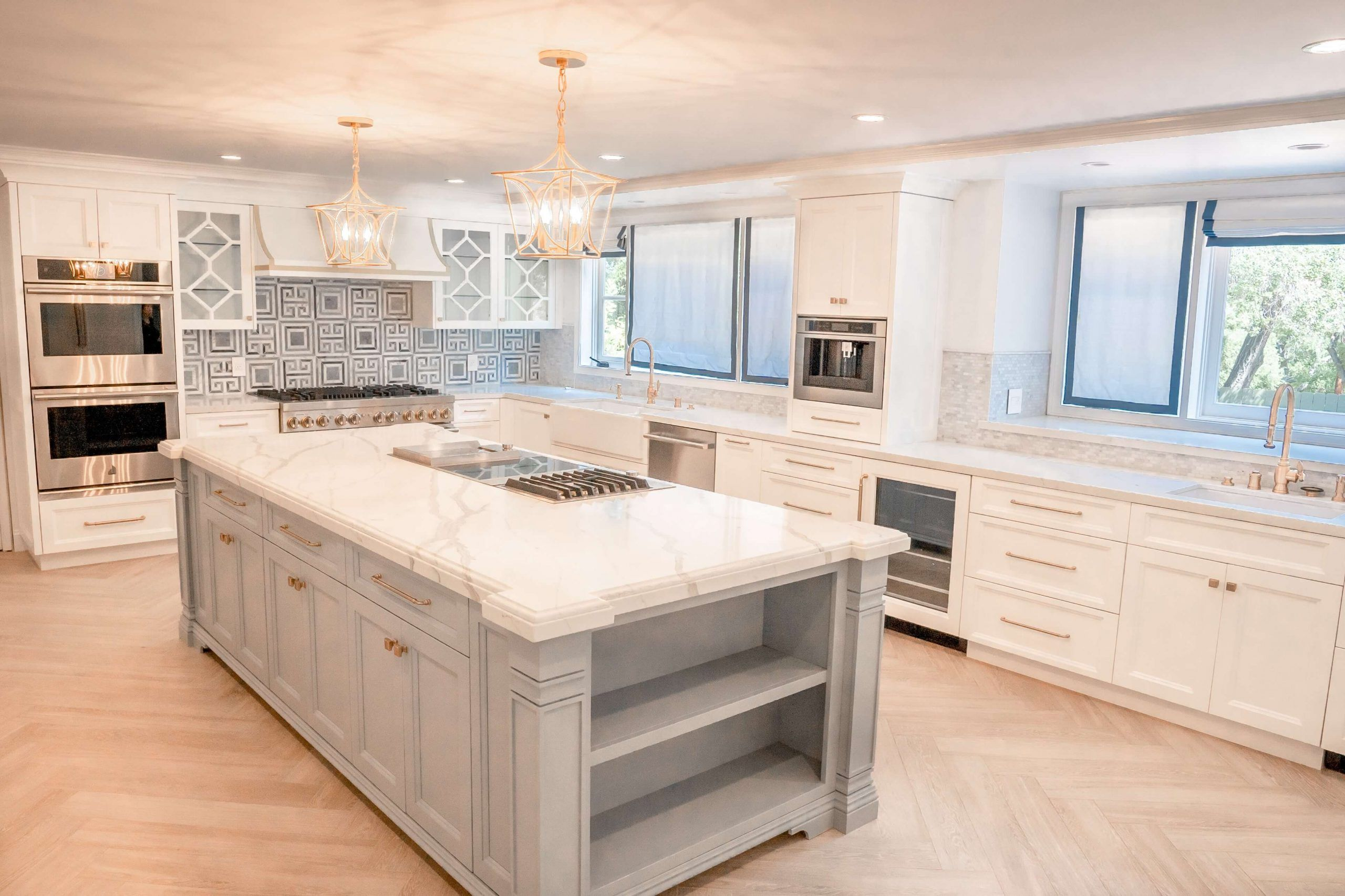 Kitchen Cabinets Countertops Monthly Specials In Wayne Nj In 2020 Cost Of Kitchen Countertops Kitchen Layout Kitchen Remodel