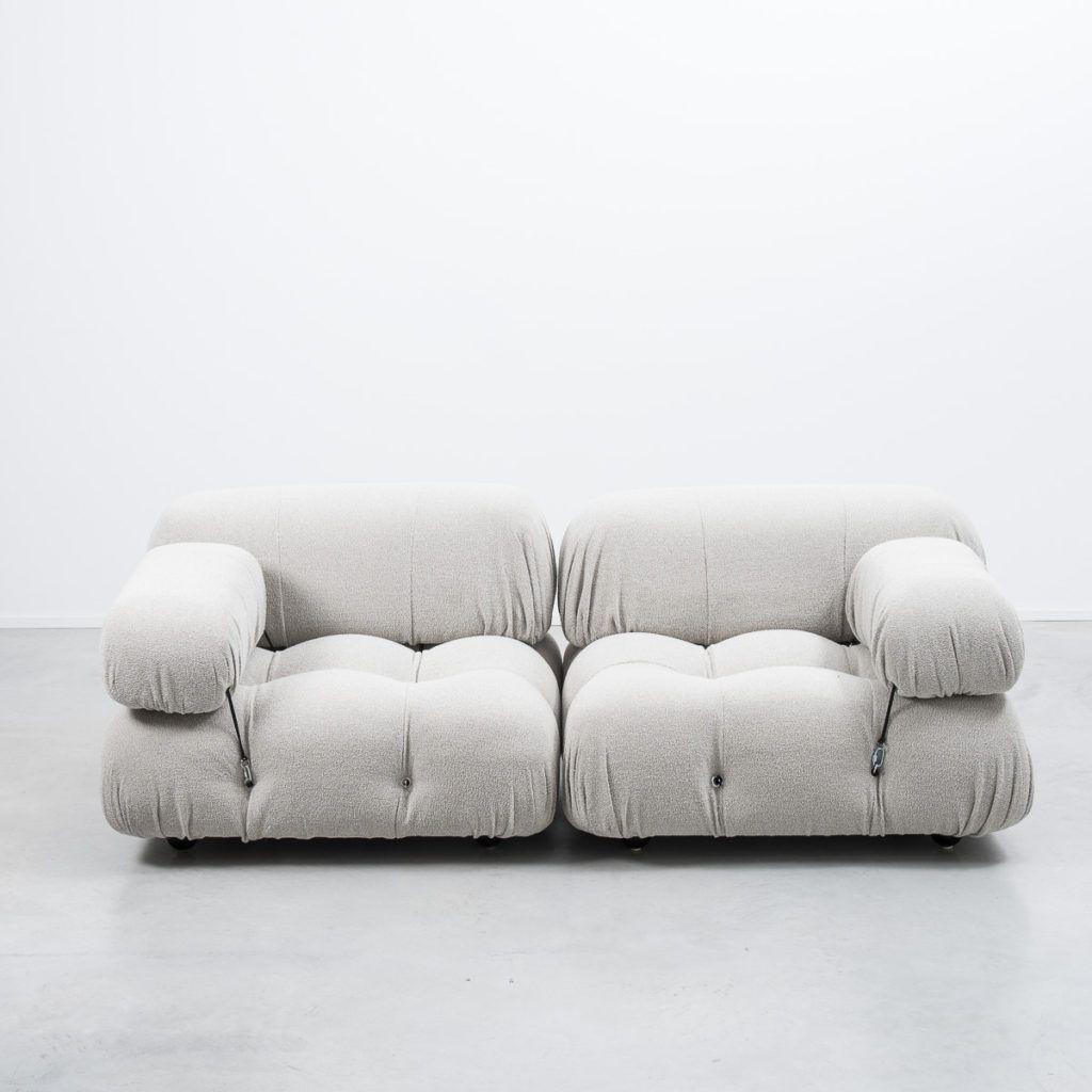 Mario Bellini Camaleonda Modular Sofa Nouvo Modular Sofa Sofa