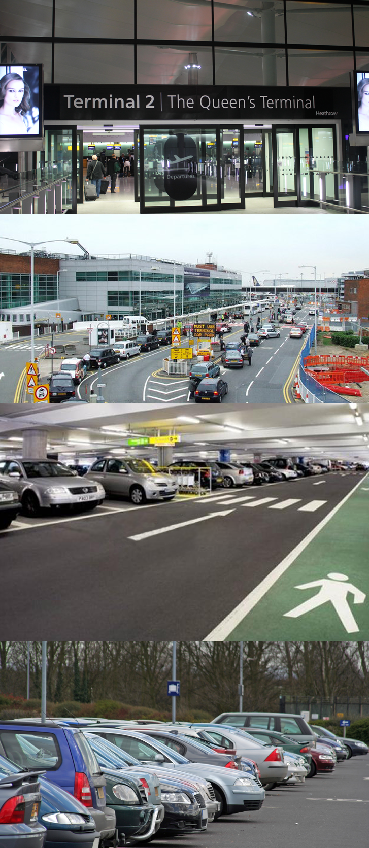 Parking Options At Heathrow Terminal 2 An Overview Of Car Parking