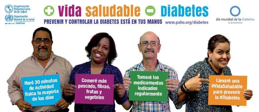 estilo de vida saludable para la diabetes