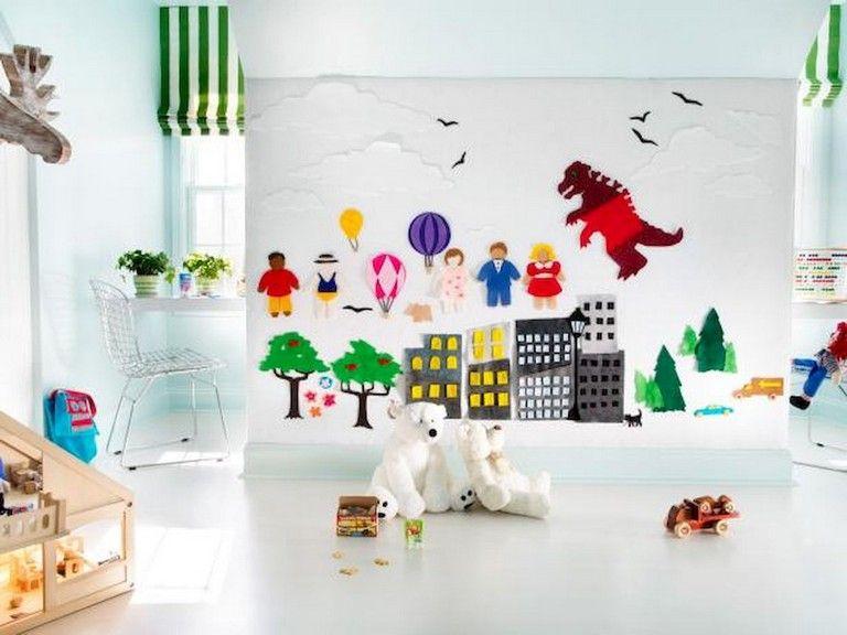 35 Beautiful Playroom Ideas for Girls and Boys kid\u0027s room
