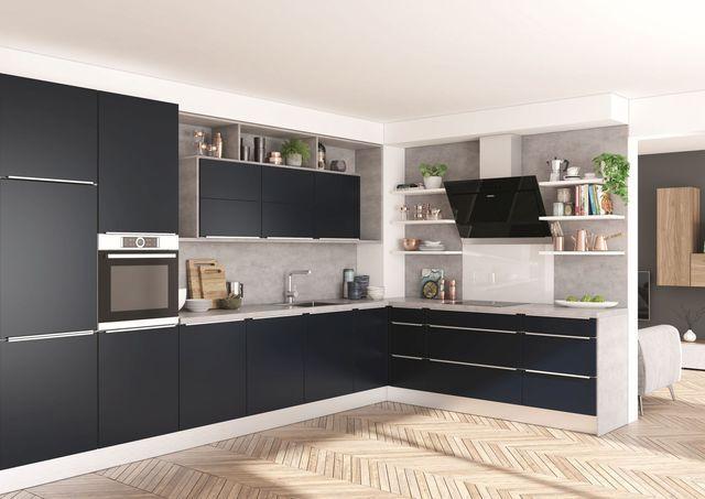 tendance cuisine 2018 am nagement et d co kitchen. Black Bedroom Furniture Sets. Home Design Ideas