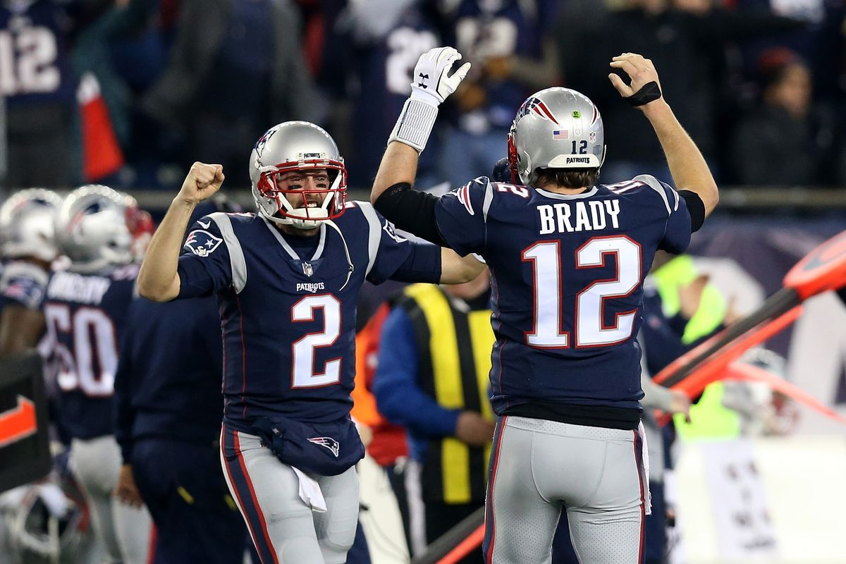 Tom Brady Brian Hoyer New England Patriots Patriots Patriots Eagles