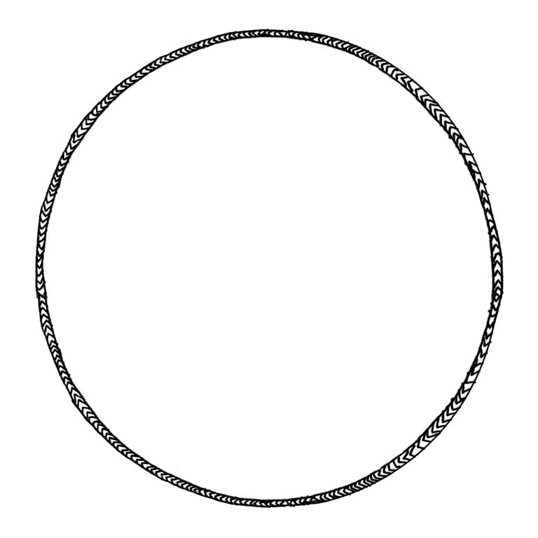 Circle Png Downloads Doodle Frame Circle Instagram White