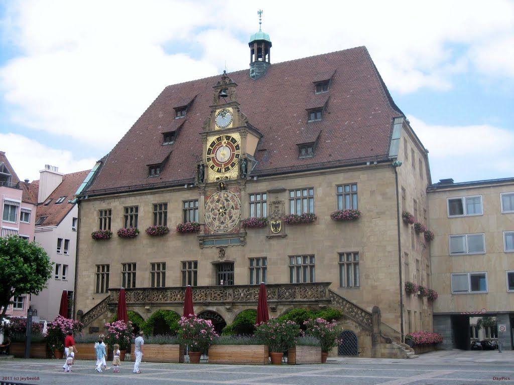 Town Hall Heilbronn Germany Heilbronn Weinsberg Deutschland