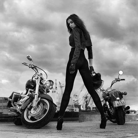 Motorbike, Motorbike Girl