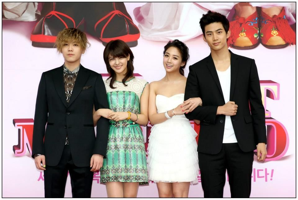 Taec and emma dating prince