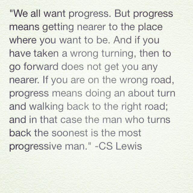 Love CS Lewis!
