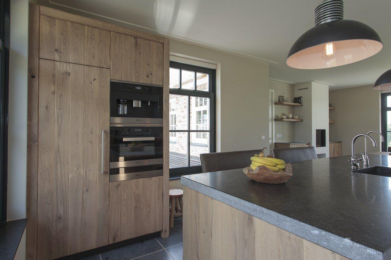 Thijs van de wouw keukens houten keuken in stijl keukens in