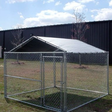 King Canopy Dog Kennel Cover Dog Kennel Cover Outside Dogs Dog Kennel Roof