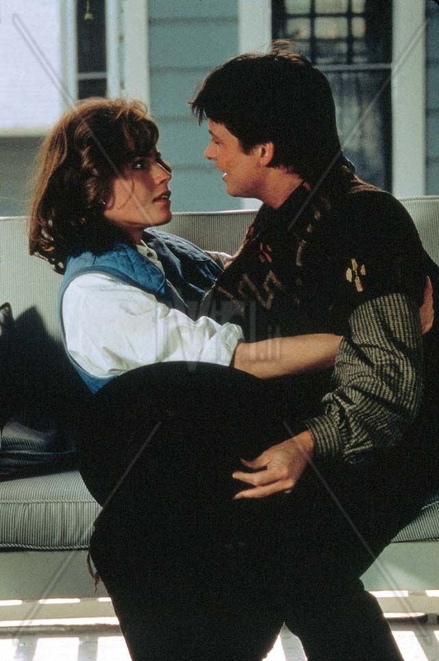 Jennifer And Marty Back To The Future Iii With Images The