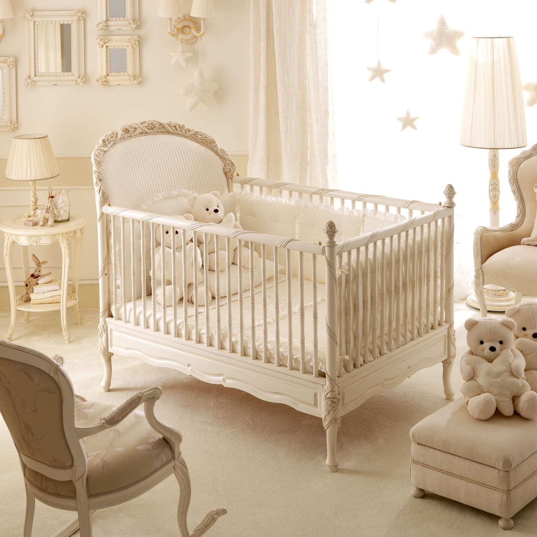 Newborn Luxury Baby Crib Baby Cribs Baby Room Decor Luxury newborn baby room