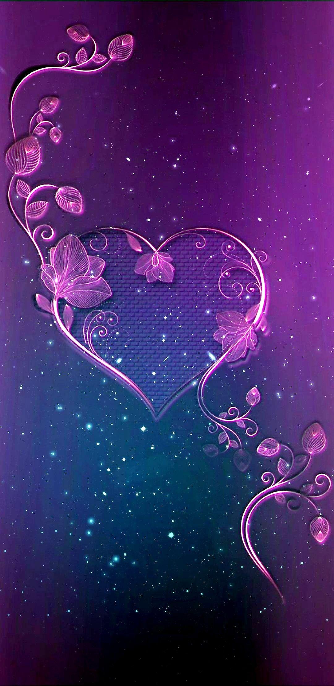 Pin By Phyllis Klockgether On Heart Wallpaper 1 Heart Iphone Wallpaper Heart Wallpaper Cute Galaxy Wallpaper