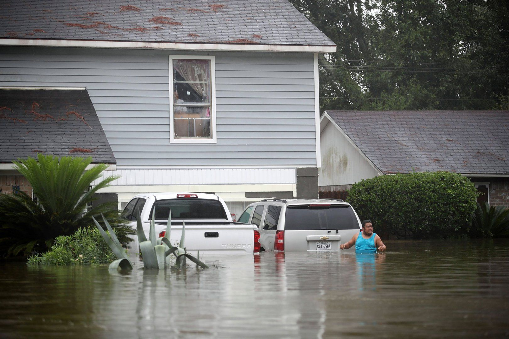 A Look At The Devastating Destruction Caused By Hurricane Harvey Flood Damage Restoration Harvey